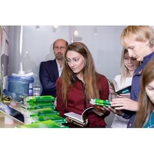 6 тысяч предпринимателей стали участниками образовательных программ Северо-Западного банка Сбербанка