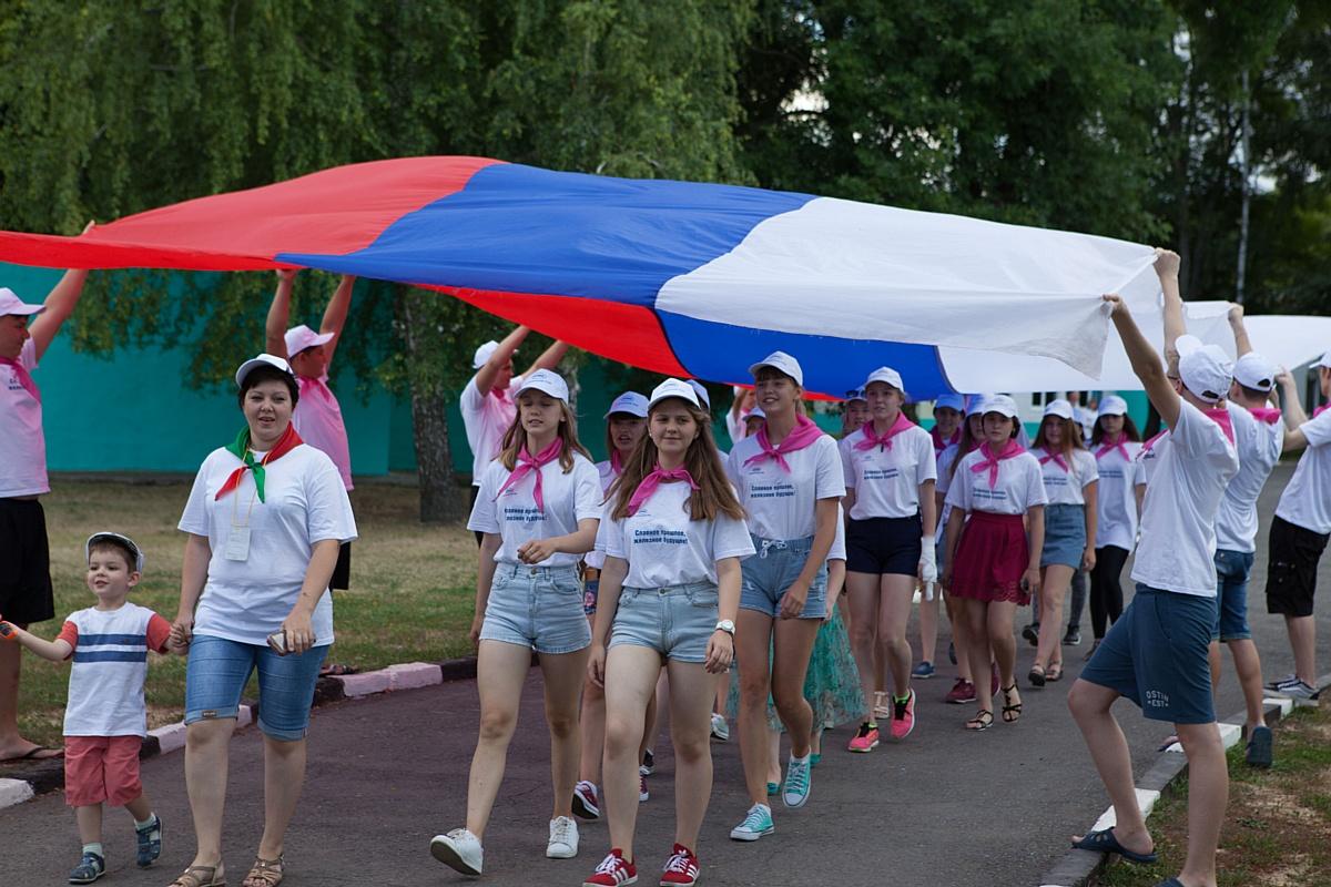 Стойленский ГОК открыл профильную смену в детском оздоровительном лагере