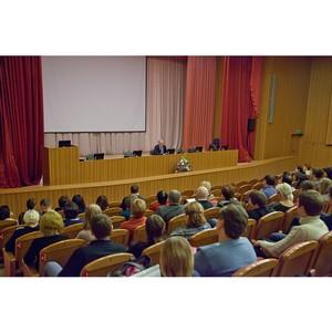 Конференция трудового коллектива АО «ПО «УОМЗ»