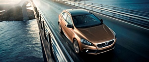 Новый Volvo V40 Cross Country: возможности, о которых стоило мечтать!