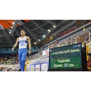 Первокурсник магистратуры дважды стал призером на чемпионате мира по спортивной гимнастике
