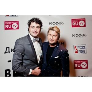 Звезды поздравили Дмитрия Оленина с днем рождения в ресторане Modus
