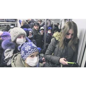 Грипп Н1N1: защитная маска не бесполезна, она поможет не заразиться в толпе и не заразить остальных
