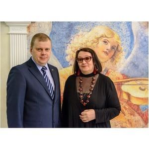 Сотрудники Воронежского филиала Холдинга «Евроцемент груп» открыли для себя Год театра