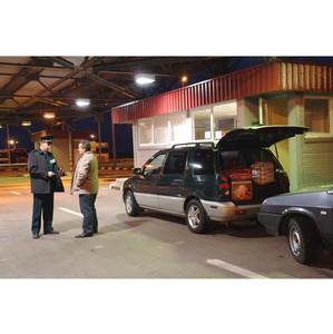 Иностранца суд обязал уплатить таможенные платежи за два автомобиля с иностранными номерами