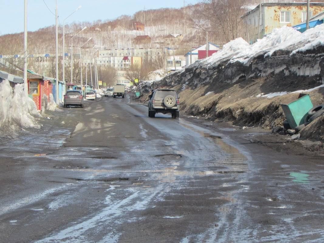 Активисты ОНФ на Камчатке продолжают составлять список «убитых» дорог