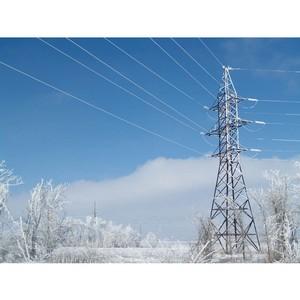 Энергетики обеспечили надежное электроснабжение потребителей в морозные новогодние дни