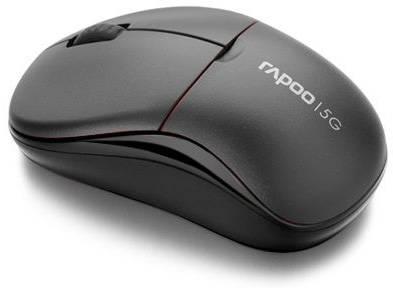 Удобная и мобильная беспроводная мышь Rapoo 1090P Pro
