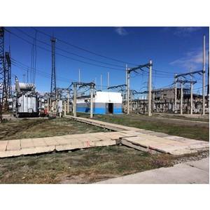 ФСК ЕЭС модернизирует главную подстанцию Кызыла