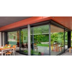 Алюминиевые окна от компании Горизонов