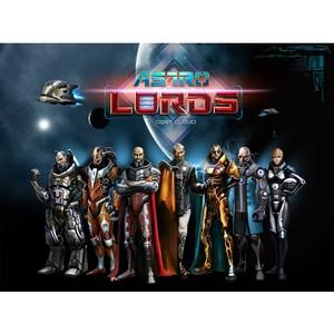 Украинская ММО-стратегия Astro Lords запускает кампанию на Kickstarter