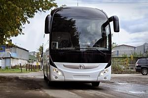 Iveco передала первую в России партию автобусов Magelys Pro компании «Автолайн»