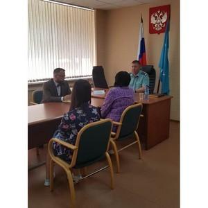 Проведен прием граждан в приемной Президента Российской Федерации в Сахалинской области