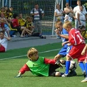 Всероссийский турнир «Кожаный мяч -2012» г. Дзержинск