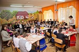 Компания «Нестле» провела открытый урок по программе «Разговор о правильном питании» в Краснодаре