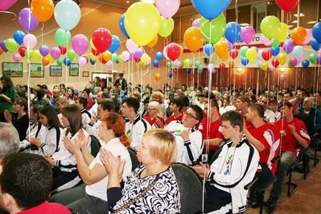 При поддержке БФ «Сафмар» Михаила Гуцериева состоялась спартакиада для саратовских детей-инвалидов