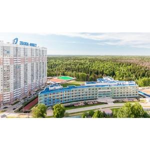 Школа в мкр. «Изумрудные холмы» стала лучшей в России!