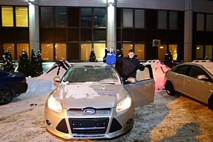 ������ Ford Focus ��� ������-�������� �������