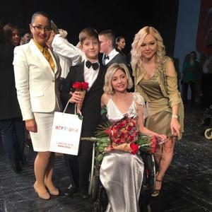 Той.ру вручил подарки детям участникам Театральной перспективы - 2017