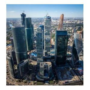 В «Москва-Сити» за 2 года собираются построить 1,7 млн кв. метров недвижимости