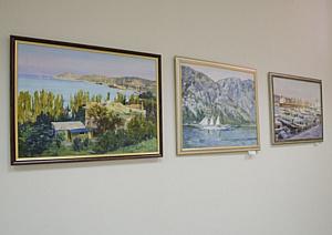 Новая офисная культура в «Связь Интеграции»: открытие выставки Антонины Кривичаниной