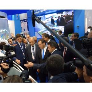 Проект маслоэкстракционного завода в Поволжье на  Международном инвестиционном форуме в Сочи