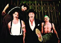 ����� �������� ������� � Oklick �� ������� Red Hot Chili Peppers!�