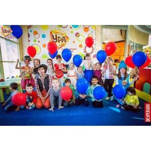 Приобщаемся к творчеству в детском клубе «Ура» в ТРЦ «Аура»