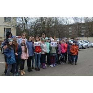 Сотрудники Отдельного батальона ДПС ГИБДД УВД Зеленограда провели день открытых дверей