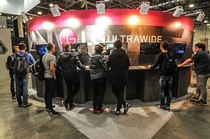 Серия ультрашироких мониторов LG на выставке «ИгроМир»