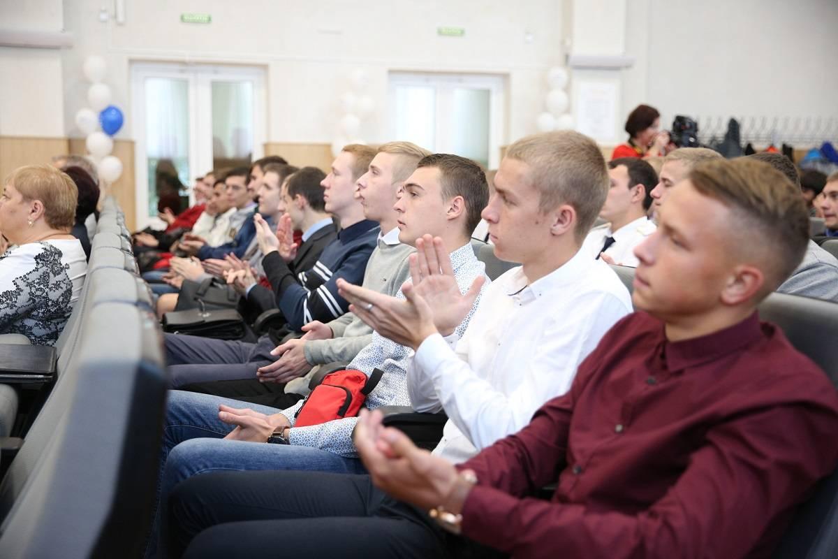 Стойленский ГОК выплачивает именные стипендии лучшим студентам округа