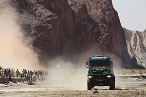 «Дакар-2014»: Жерар де Рой по-прежнему лидирует в общем зачете по результатам 6-го этапа