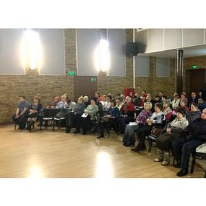 В Московской области проведено уже более 230 форумов «Управдом» с начала года