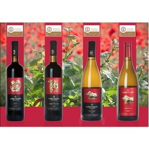 Альминские вина покоряют Лондон