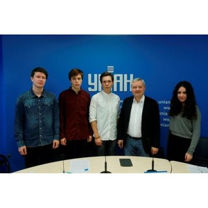Игорь Янковский объявил Всеукраинский конкурс короткометражных фильмов «Украина: путь к миру»