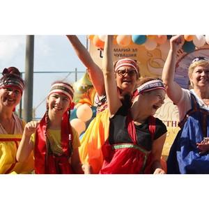Фестиваль «Жемчужинки Поволжья» в Чувашии объединил 100 детей с особенностями развития