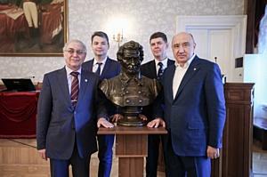В КФУ стартовал Год Н.И. Лобачевского