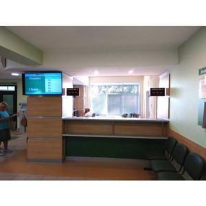 Реализация проекта «Бережливая поликлиника» в Ярославской области