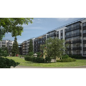 «Ленстройтрест» построит в Колпино Финский городок