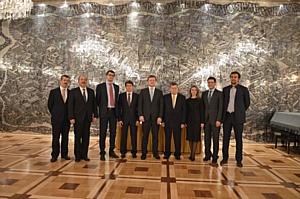 Москва и Токио намечают направления сотрудничества