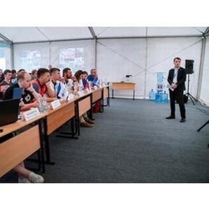 Защиты проектов ННТК в рамках VIII Международного молодежного форума «Инженеры будущего-2019»