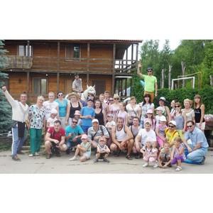 Участников бонусной программы «Ростелекома» в Самарской области посвятили в индейцев и ковбоев