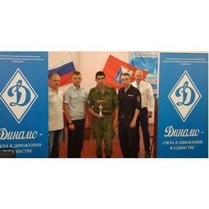 Чемпионат по шахматам среди силовиков Севастополя