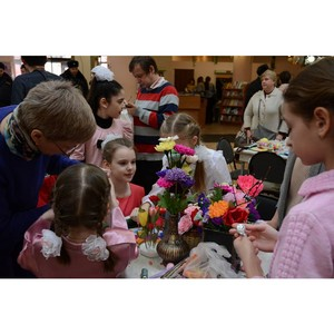 Большой творческий семейный праздник прошел  в Детской школе искусств имени М. А. Балакирева