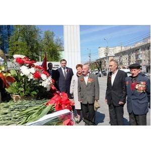 Сотрудники «Рязаньэнерго» чествуют героев Великой Отечественной войны