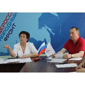 Активисты ОНФ в Челябинской области обсудили проблемы образования