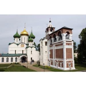 Доступный туризм в жемчужине Золотого кольца России