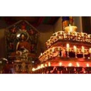 Буддисты Новосибирска готовятся к «Празднику тысячи лампад»
