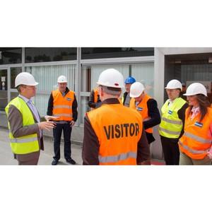 Партнёры ООО «Декёнинк Рус» посетили завод концерна в Бельгии