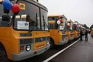 В Воронежской области школьные автобусы оборудуются системой ГЛОНАСС